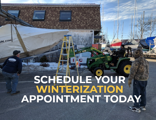 Schedule Your Winterization Appointment Today