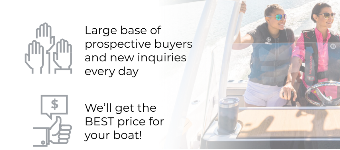 Sell Your Boat with Lynnhaven Marine